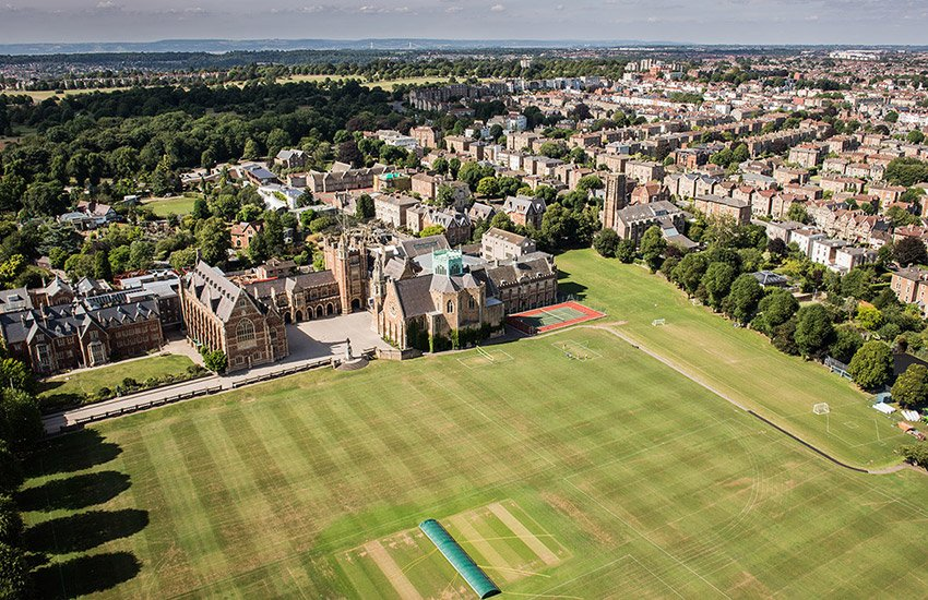 High School Clifton College Image