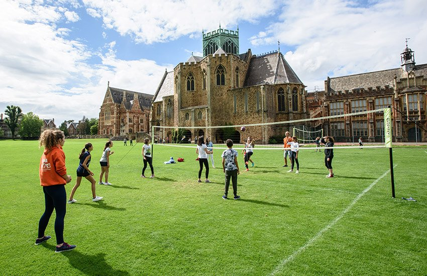 Clifton College Summer courses