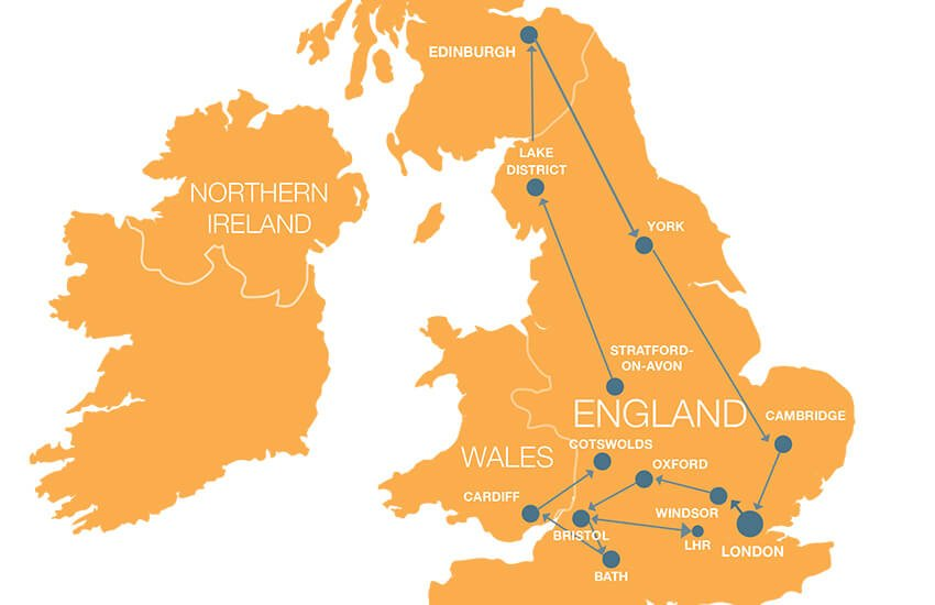Experio Tours is a company specialising in tailor-made cultural tours of the UK