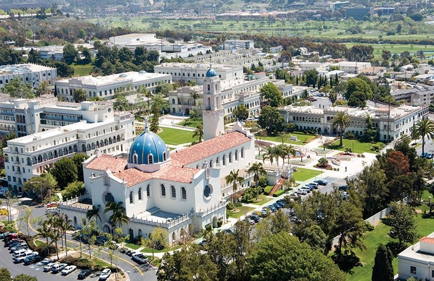 Summer Courses at University of San Diego
