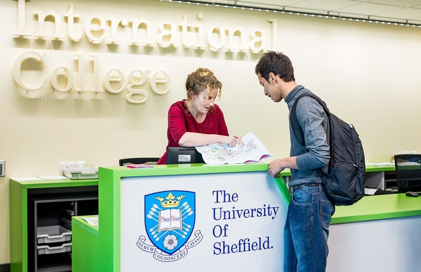 Sheffield University Image