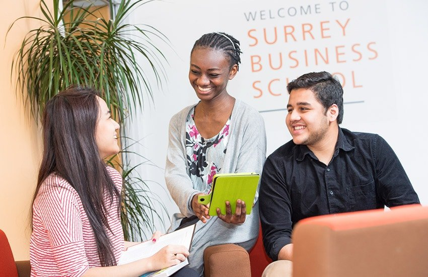 University of Surrey products