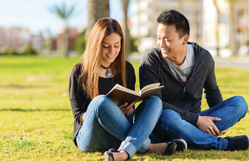 Study and work in San Diego