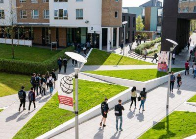 Lancaster University Campus