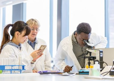 Lancaster University Lab