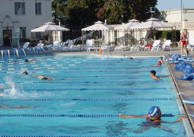 San Diego Campus Swimming