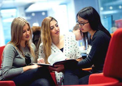 Surrey Campus group study