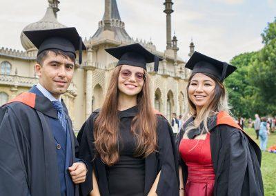 Sussex Graduation