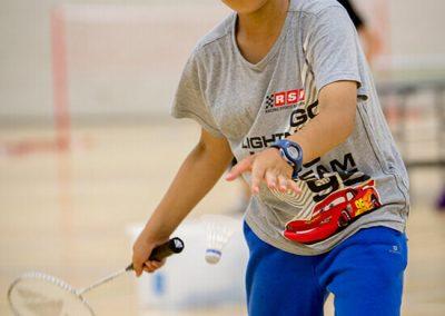 Bromsgrove School Badminton