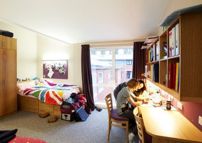 Bromsgrove School Bedroom