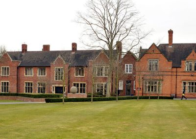 Bromsgrove School Building