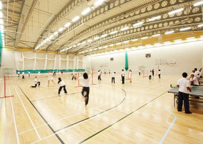 Bromsgrove School Sports Hall