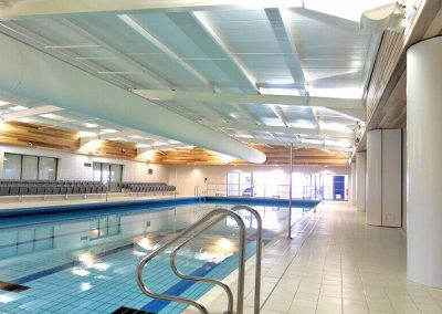 Bromsgrove School Swimming