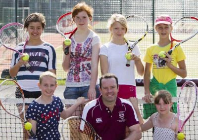 Bromsgrove School Tennis