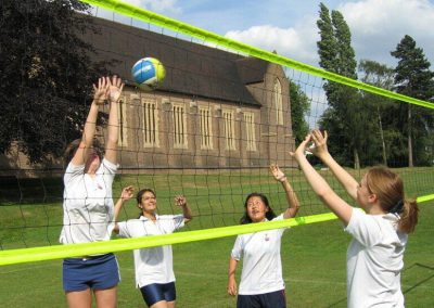Bromsgrove School Volleyball
