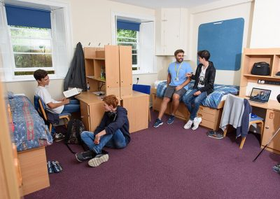 Clifton College Boys Bedroom