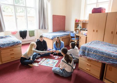 Clifton College Girls Bedroom