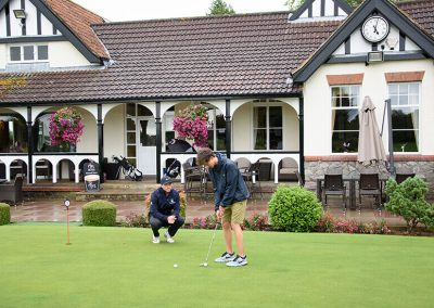 Clifton College Golf Coaching