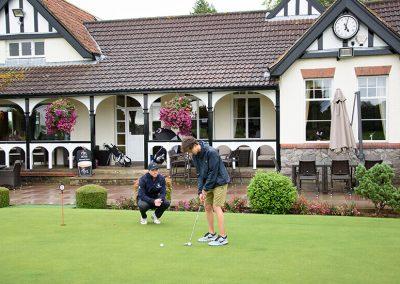 Clifton College Golf Coaching