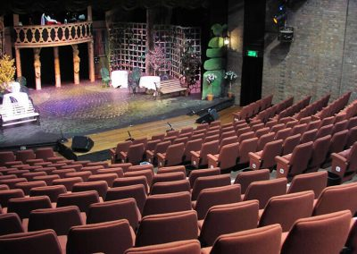 Clifton College Redgrave Theatre