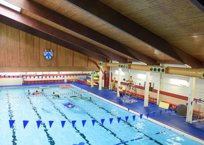 Clifton College Swimming Pool