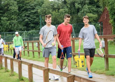 Clifton College Tennis Coaching