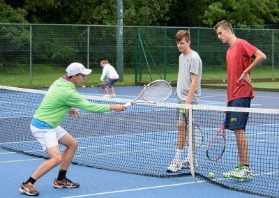 Clifton College Tennis Coaching