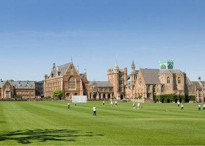 Clifton College The Close