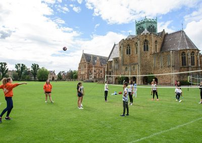 Clifton College Volleyball