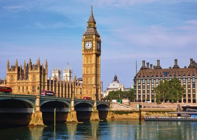 Study & Work in London