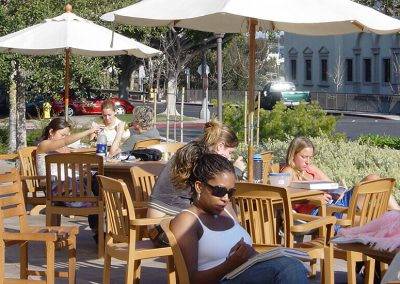 University of San Diego Summer Campus Coffee Bar