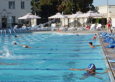 University of San Diego Summer Swimming