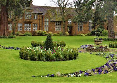 School gardens Bloxham school