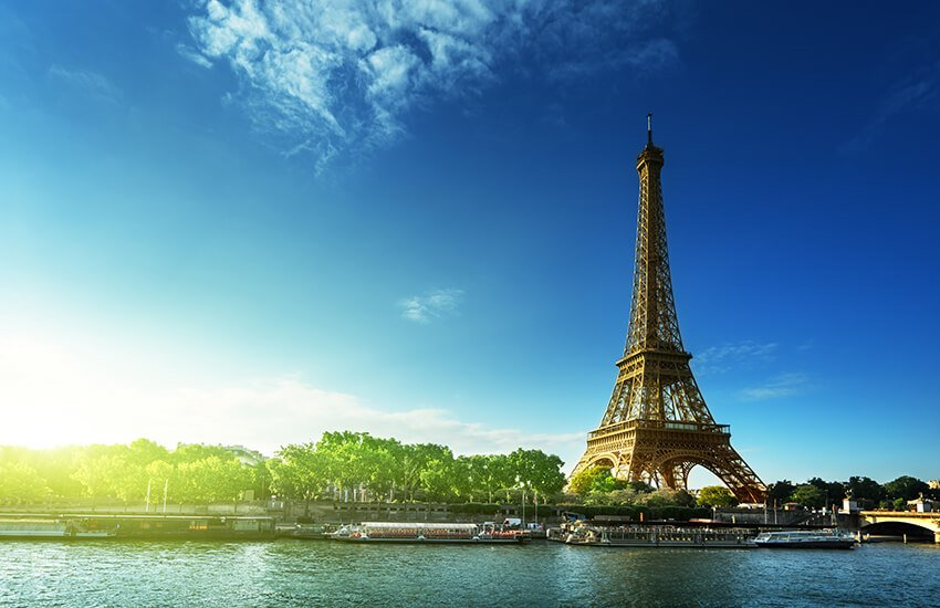France Paris tours