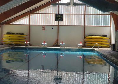 Bloxham school Swimming Pool