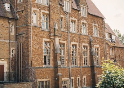 Bloxham school Wilson House