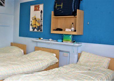 Bloxham school bed room