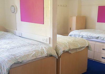 Bloxham school bedroom
