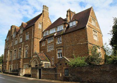 Bloxham school building