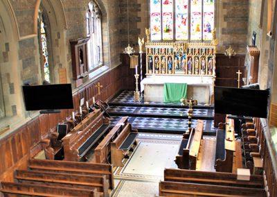 Bloxham school church
