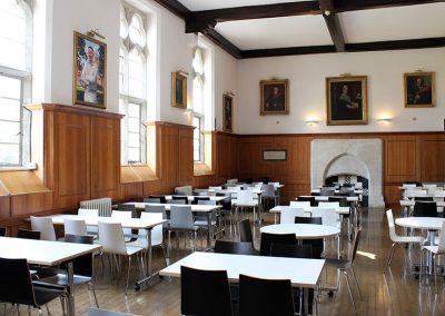 Bloxham school food hall
