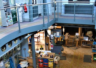 Bloxham school inside