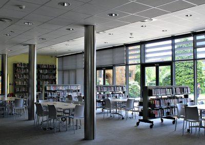 Bloxham school library