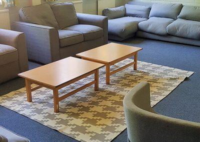 Bloxham school lounge