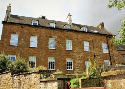 Bloxham school old building