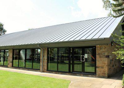 Bloxham school out building