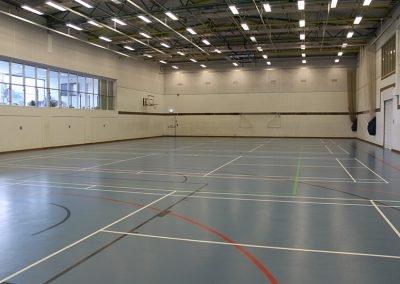 Bloxham school sports hall