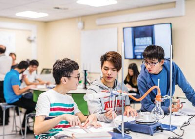 University Preparation Summer Course